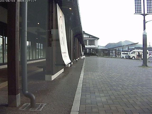 道の駅「マルメロの駅ながと」